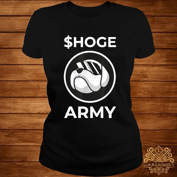 $hoge Army Shirt ladies-tee