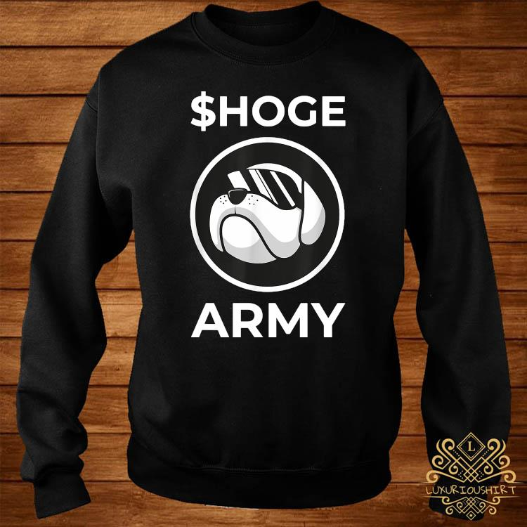 $hoge Army Shirt sweater