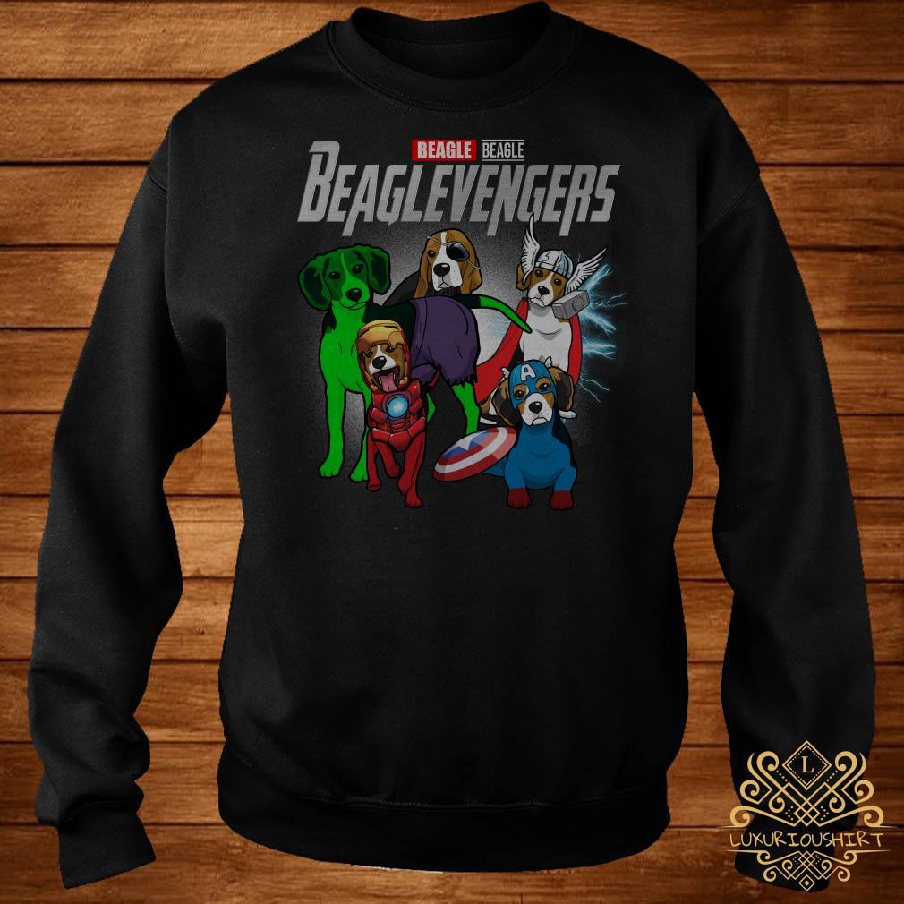 Beaglevengers Beagle version sweater