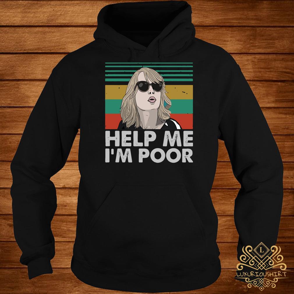 Annie Walker Bridesmaids help me I'm poor vintage hoodie