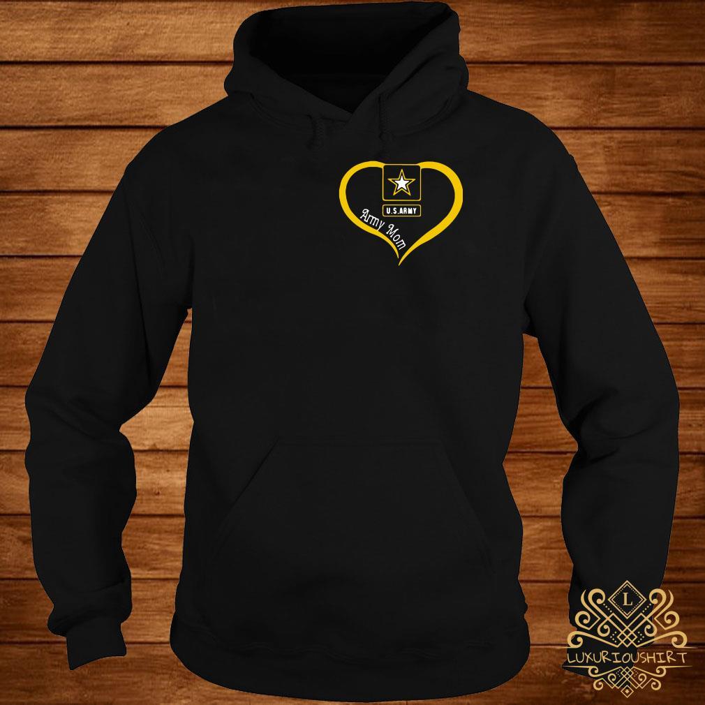 Us Army Army mom hoodie