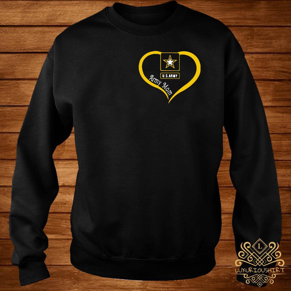 Us Army Army mom sweater