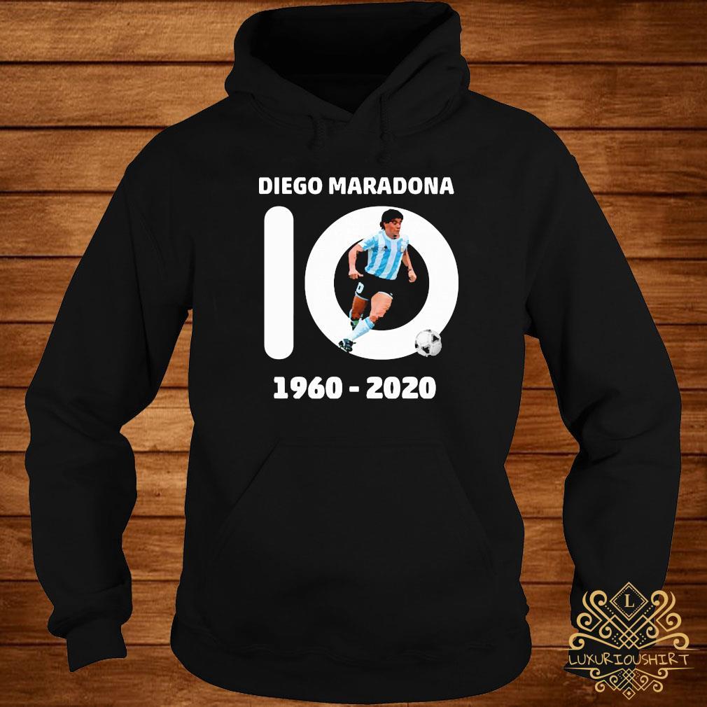 10 Diego Maradona 1960 2020 Shirt hoodie