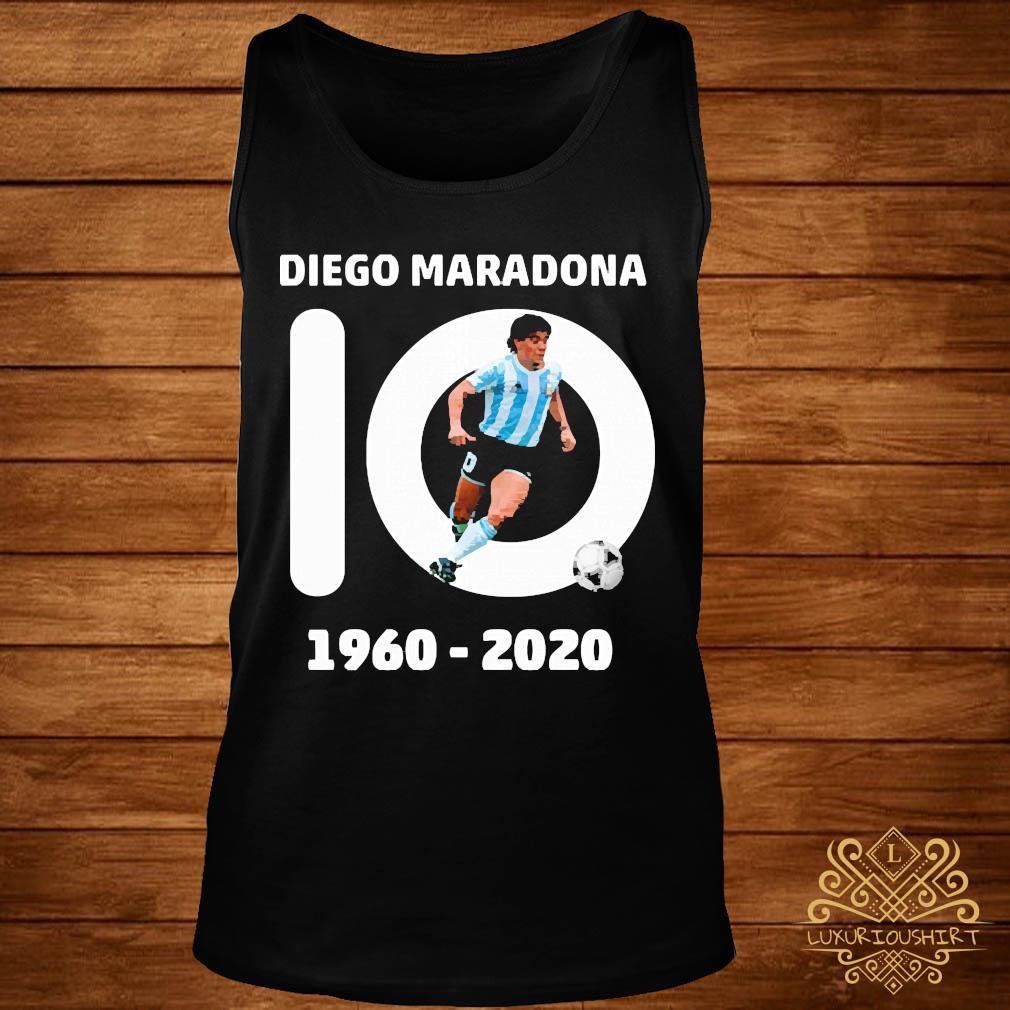 10 Diego Maradona 1960 2020 Shirt tank-top