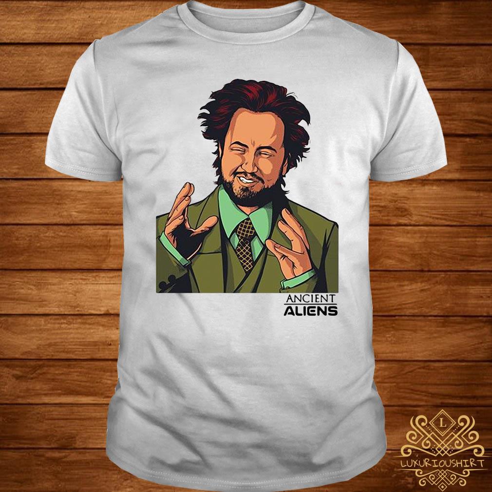 Ancient Aliens Giorgio Shirt