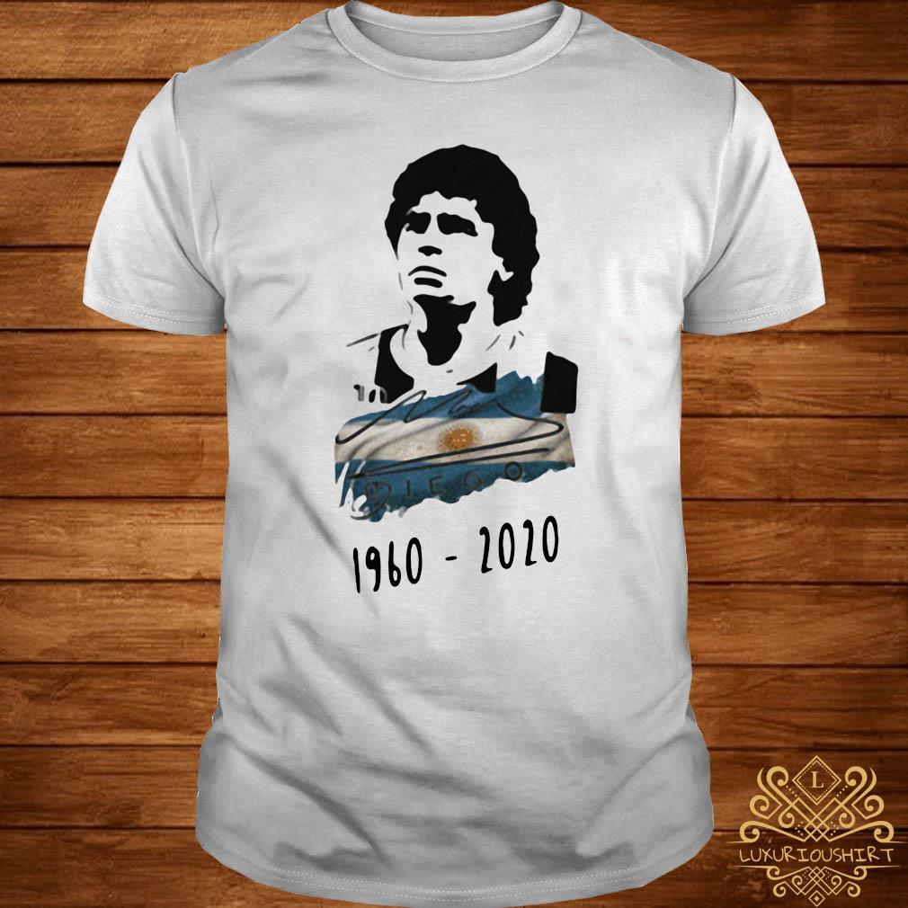 Argentina Football Diego Maradona 1960 2020 Shirt
