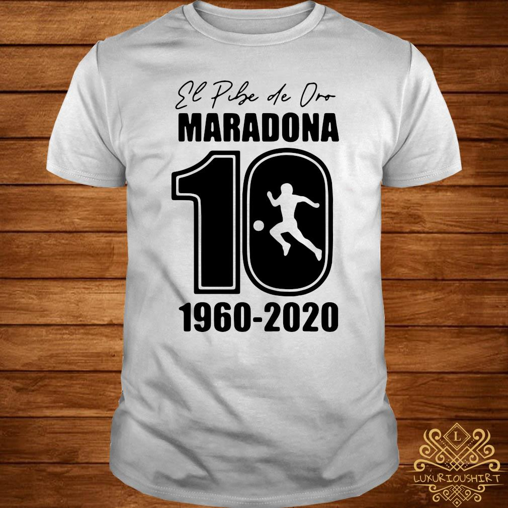 Argentina Football Legend Never Die RIP 1960-2020 Maradona 10 Shirt