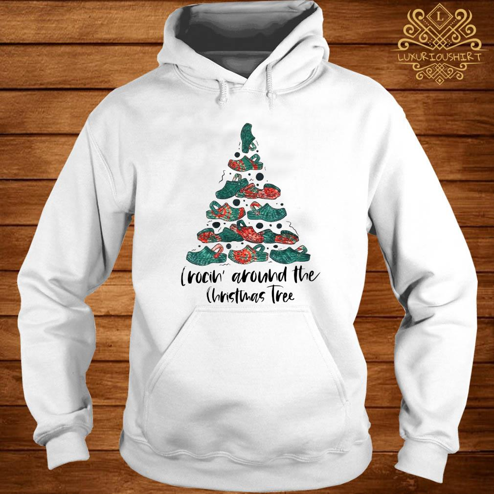 Crocin' Around The Christmas Tree Sweater hoodie