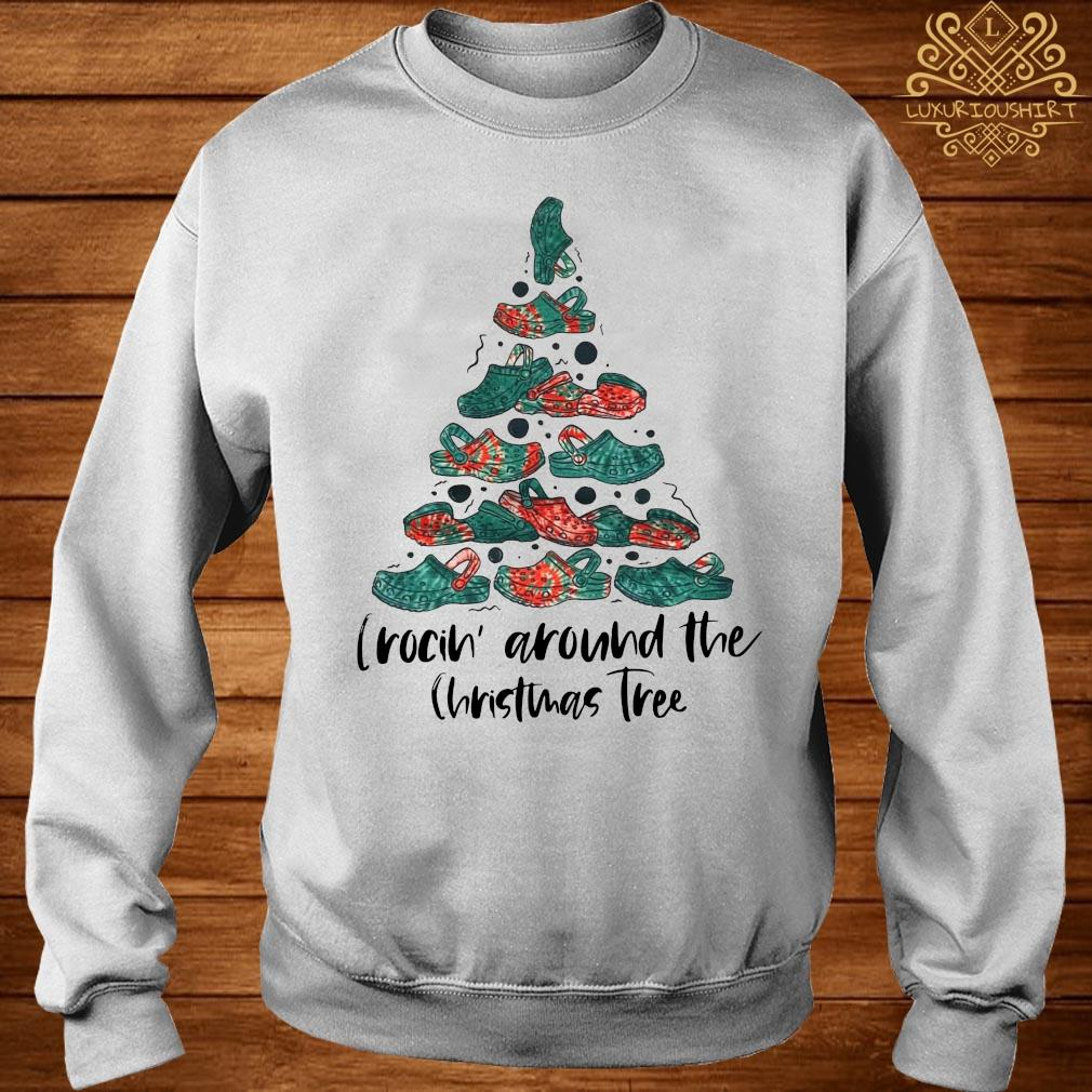 Crocin' Around The Christmas Tree Sweater sweater