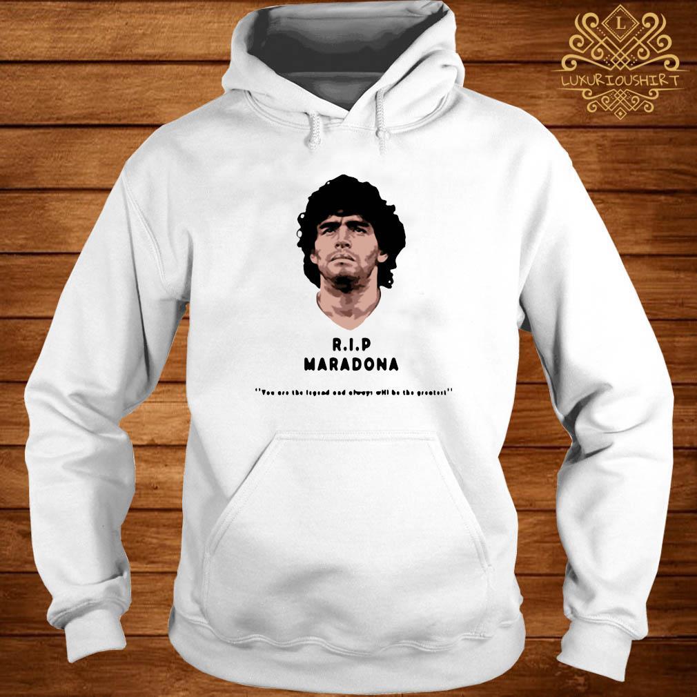 Diego maradona 1960-2020 Shirt hoodie