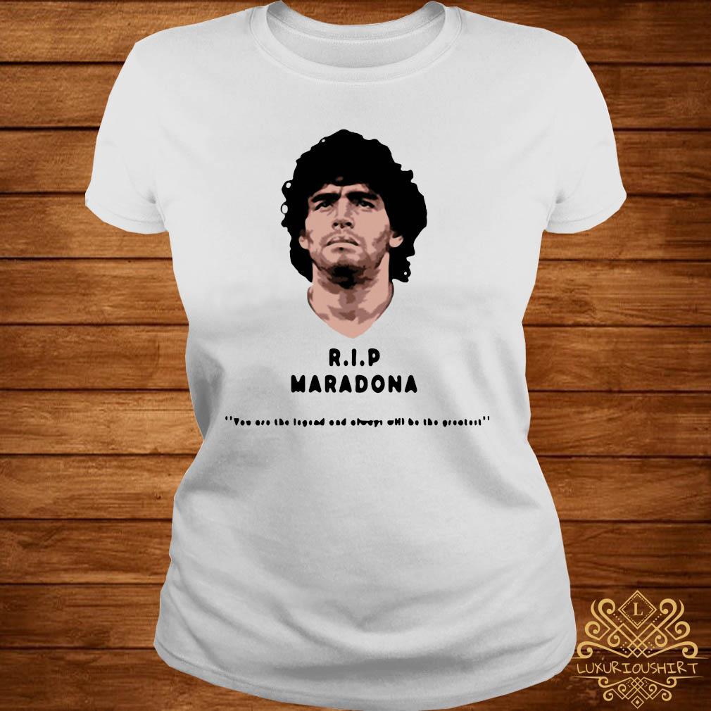 Diego maradona 1960-2020 Shirt ladies-tee