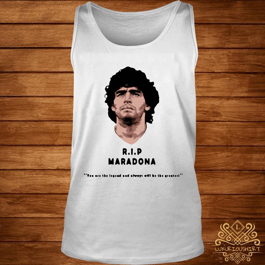 Diego maradona 1960-2020 Shirt tank-top