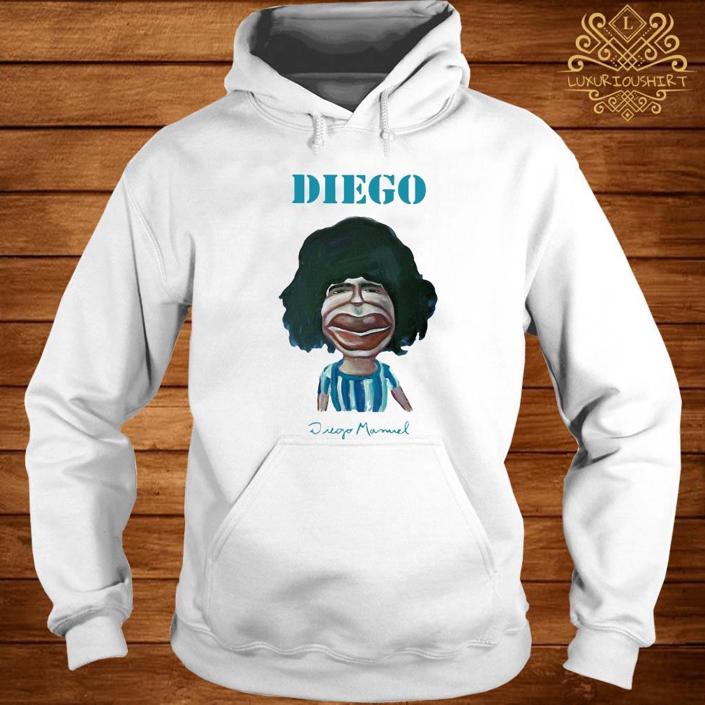 Diego Maradona Diego Manuel Shirt hoodie
