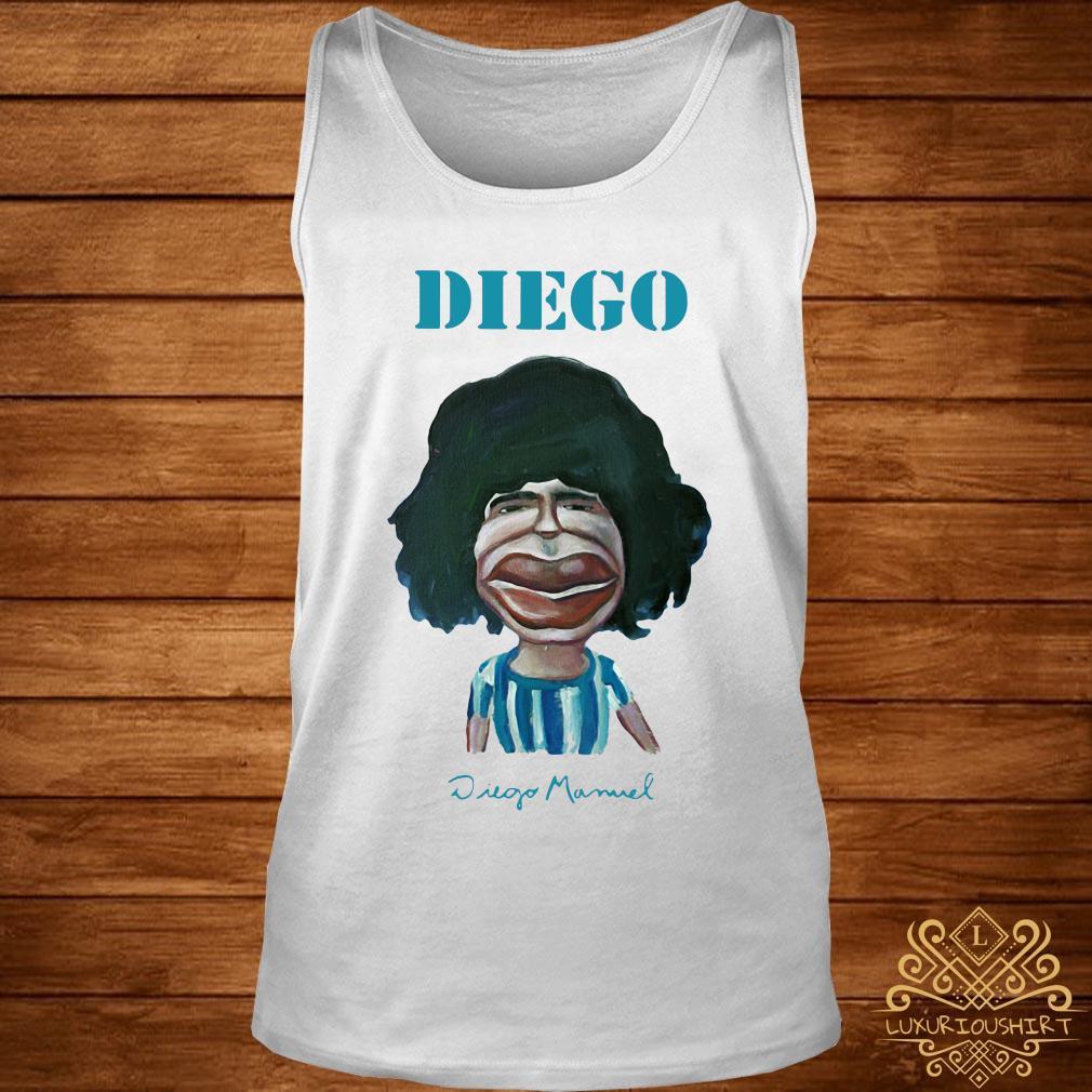 Diego Maradona Diego Manuel Shirt tank-top