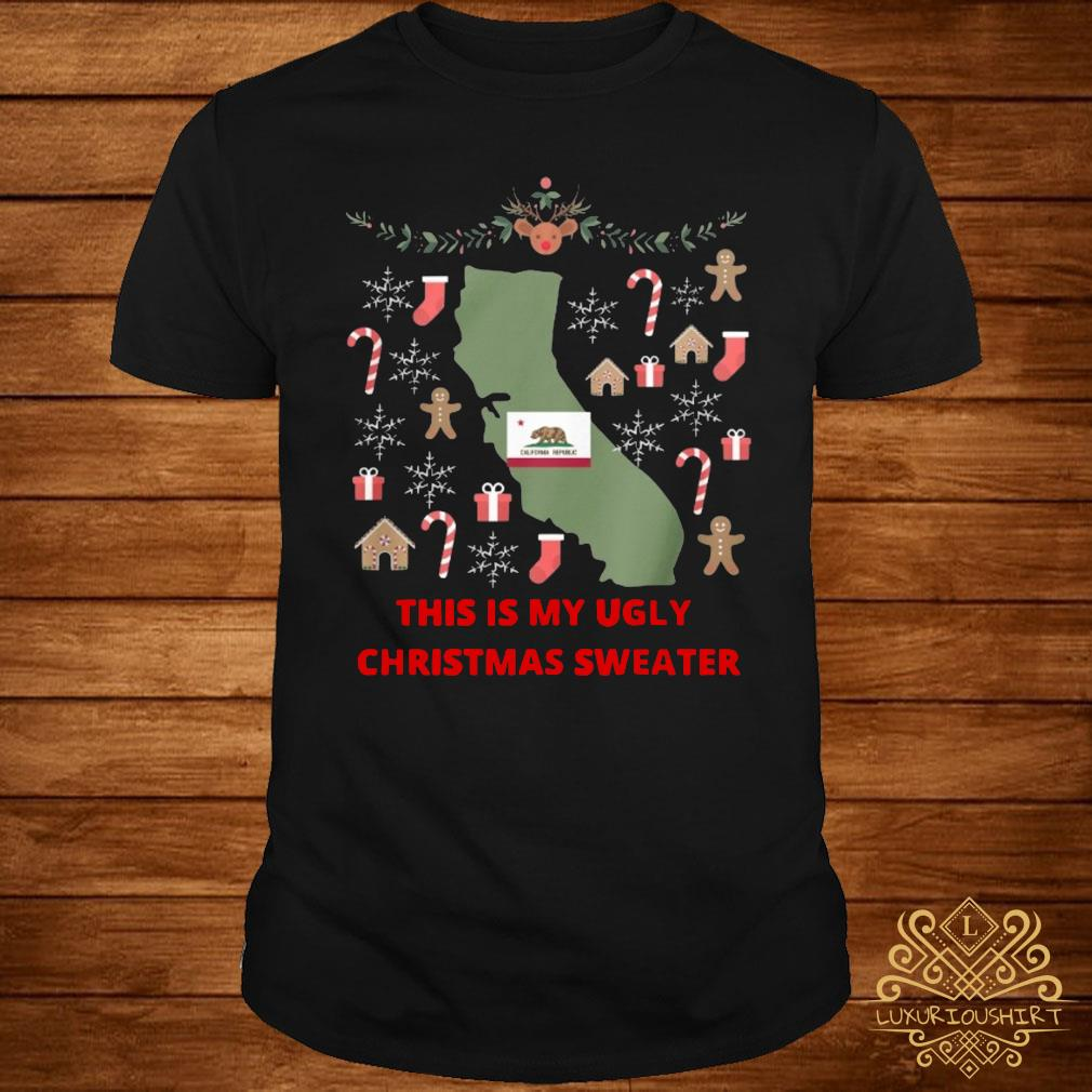 Houston Texans This Is My Ugly Christmas Sweater