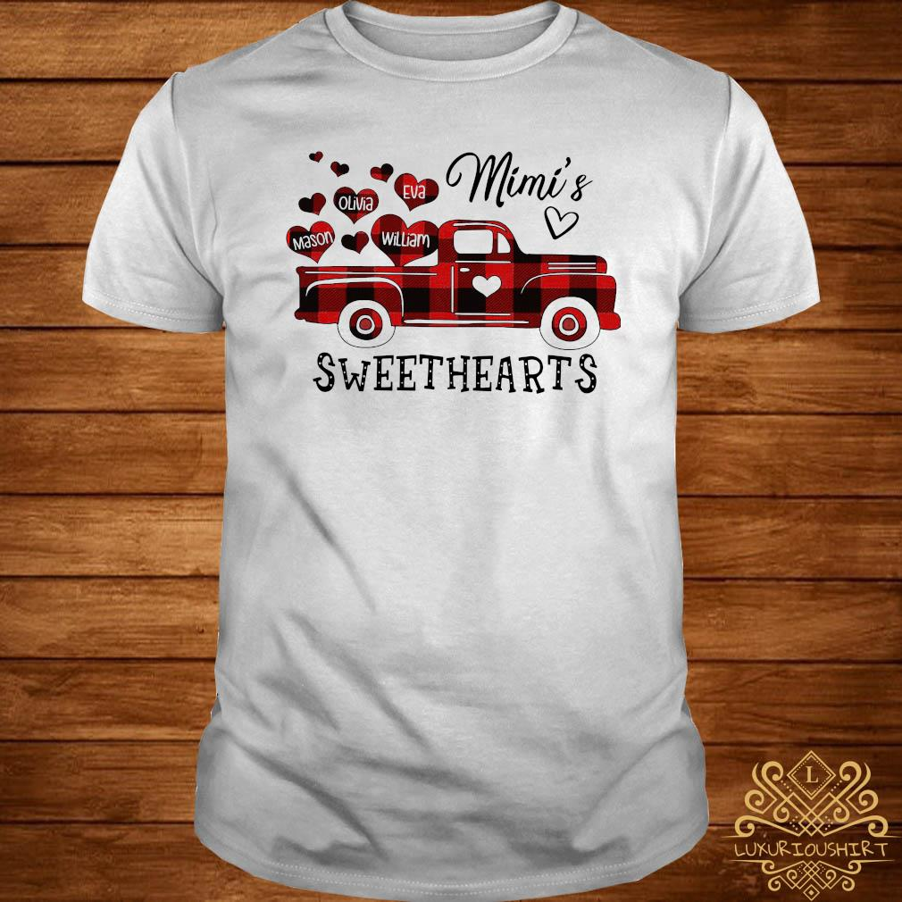 Nana's Sweethearts Shirt