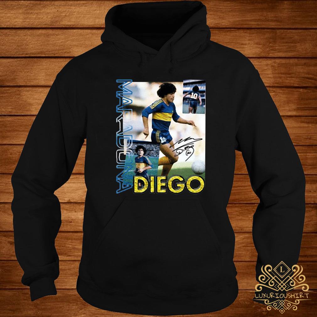 RIP Diego Maradona 1960 – 2020 Legend Shirt hoodie