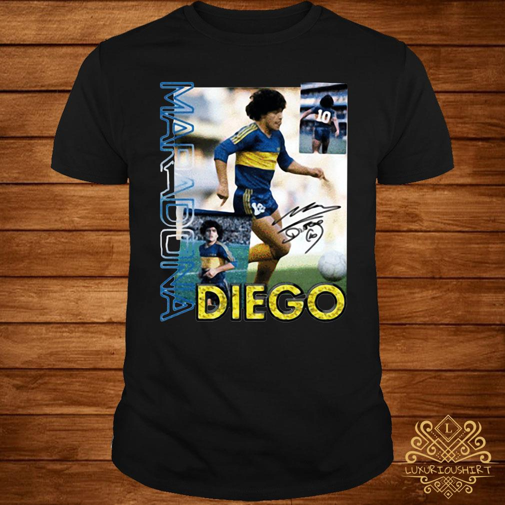 RIP Diego Maradona 1960 – 2020 Legend Shirt