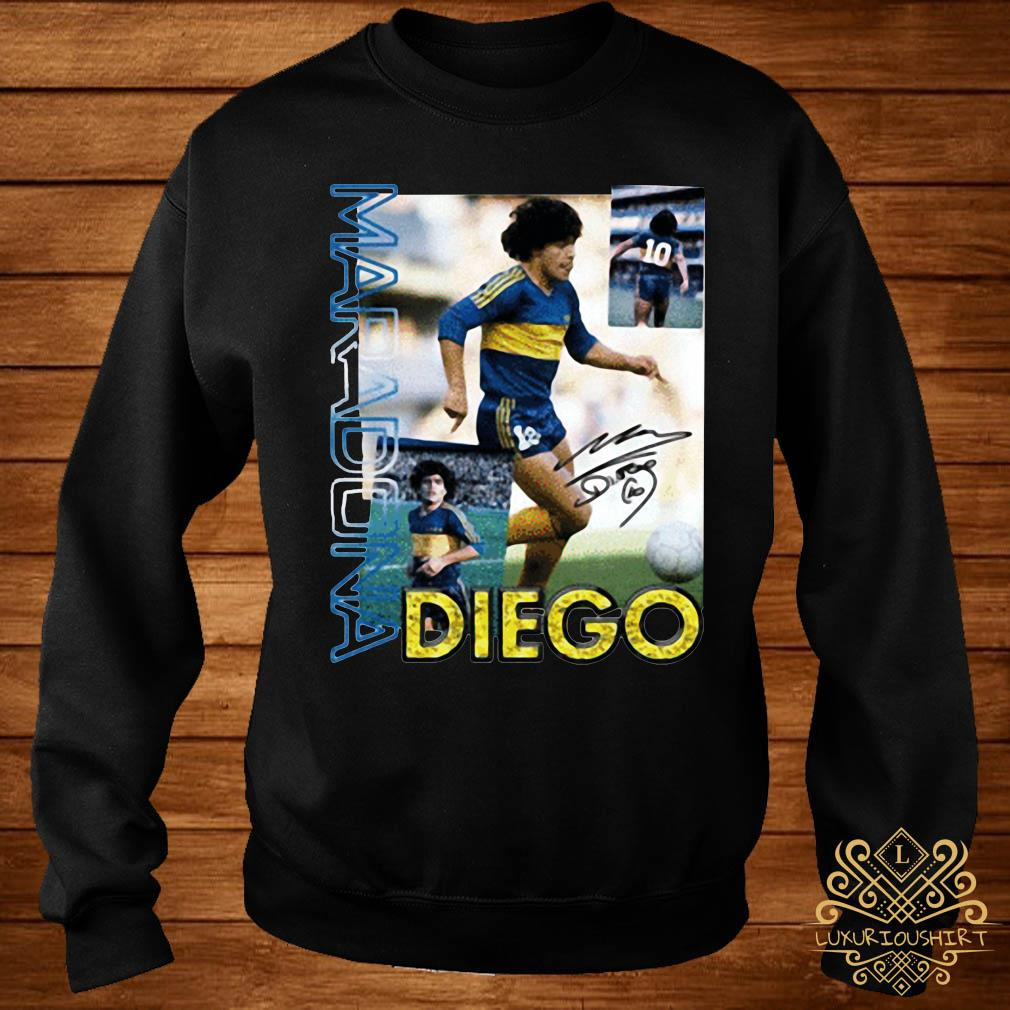 RIP Diego Maradona 1960 – 2020 Legend Shirt sweater
