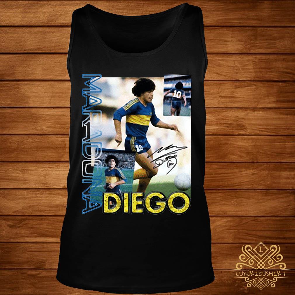 RIP Diego Maradona 1960 – 2020 Legend Shirt tank-top