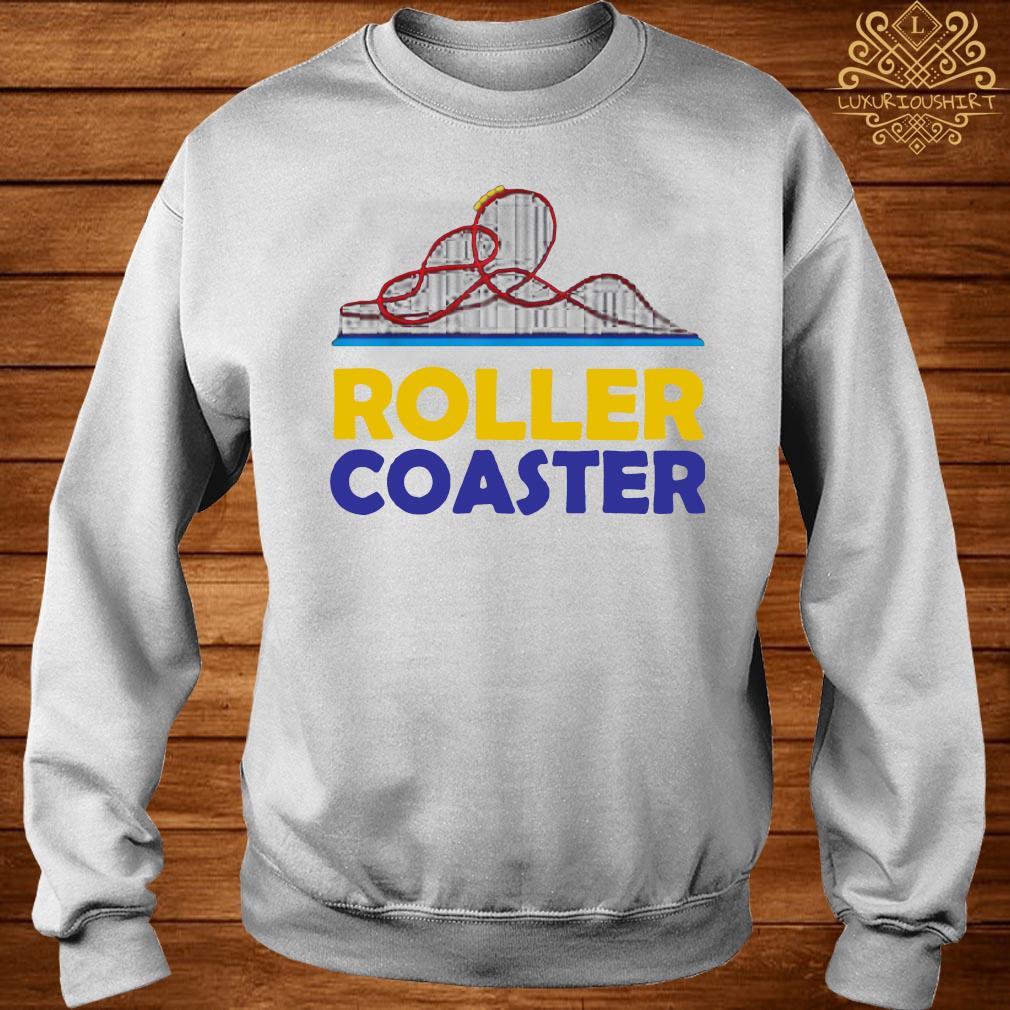 Rollercoaster Love Shirt sweater