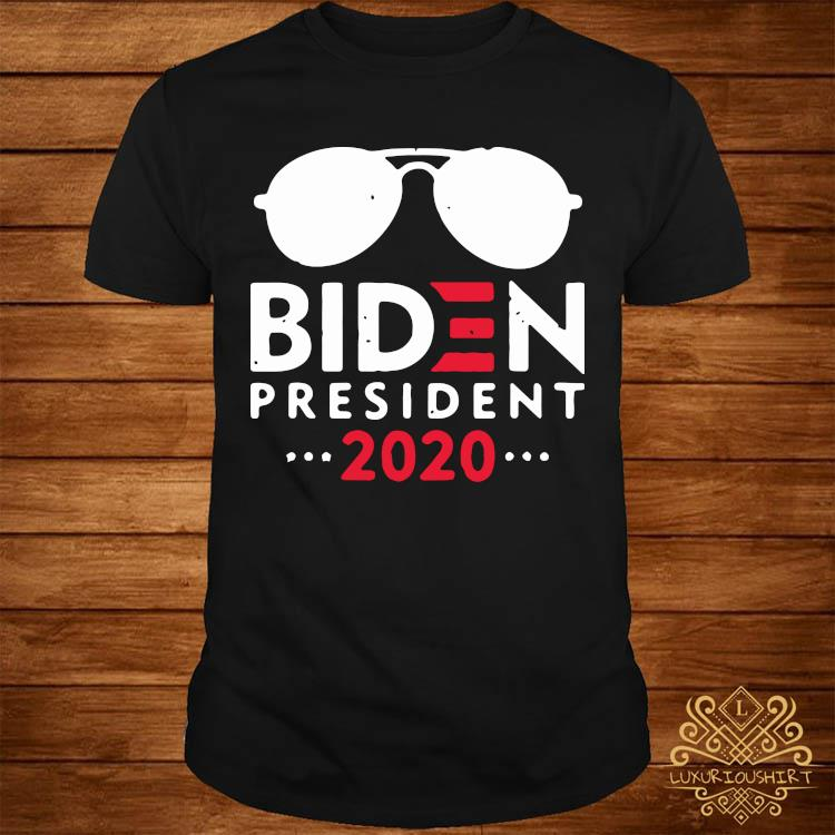 Joe Biden 2020 Vintage 46th Distressed Biden president 2020 Shirt