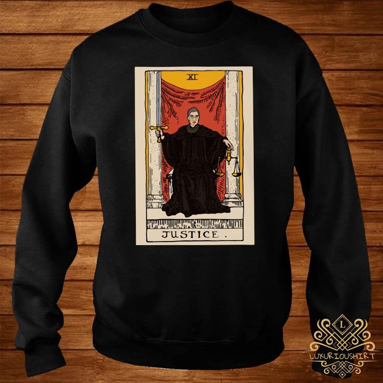 Ruth Bader Ginsburg Justice XI Shirt sweater