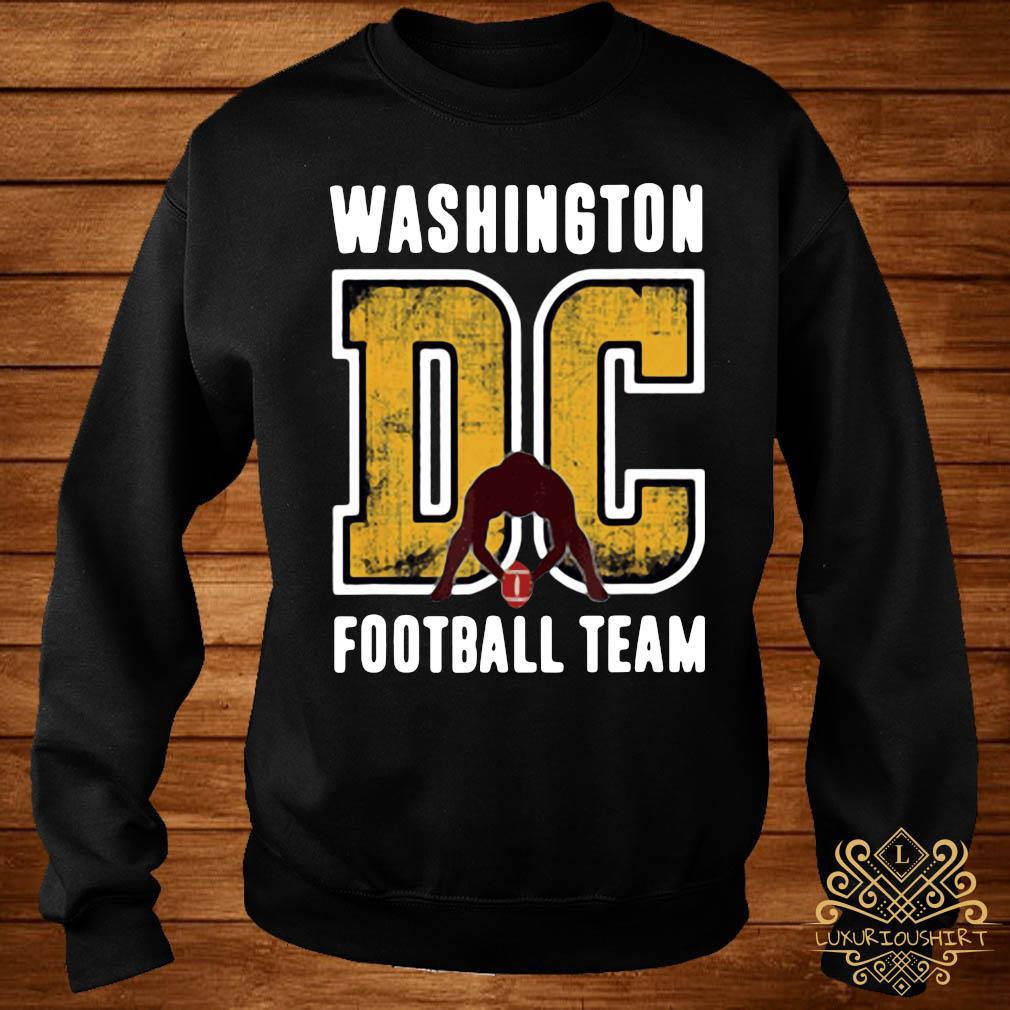 Washington Dc Football Team Shirt sweater