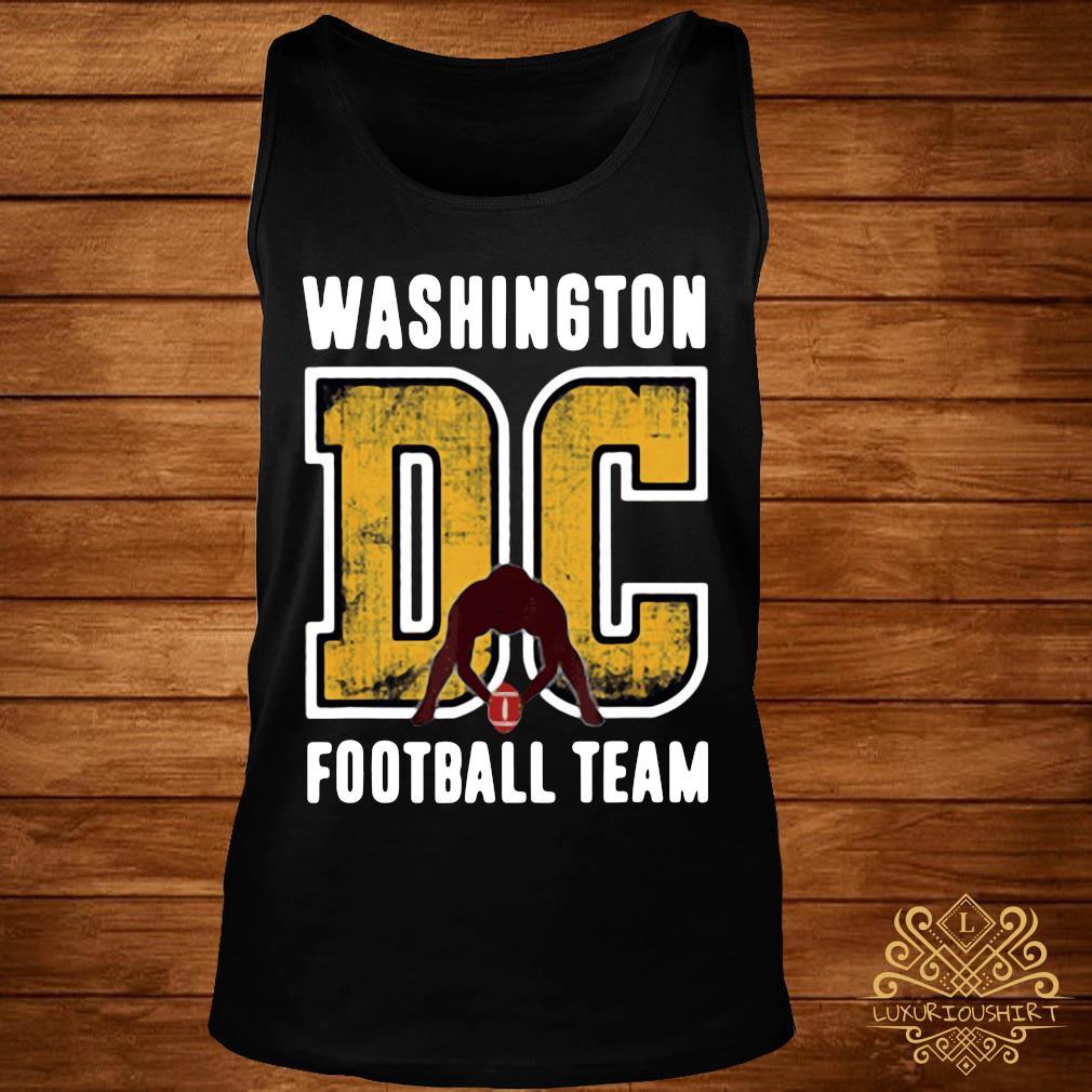 Washington Dc Football Team Shirt tank-top